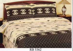 Sprei dan Bed Cover Seri RB 5362