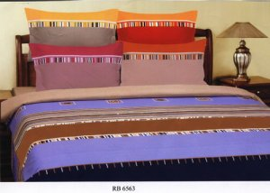 Sprei dan Bed Cover Seri RB 6563