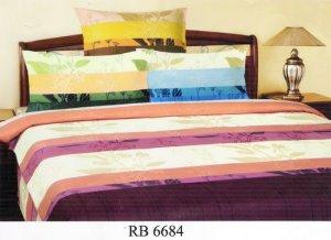 Sprei dan Bed Cover Seri RB 6684
